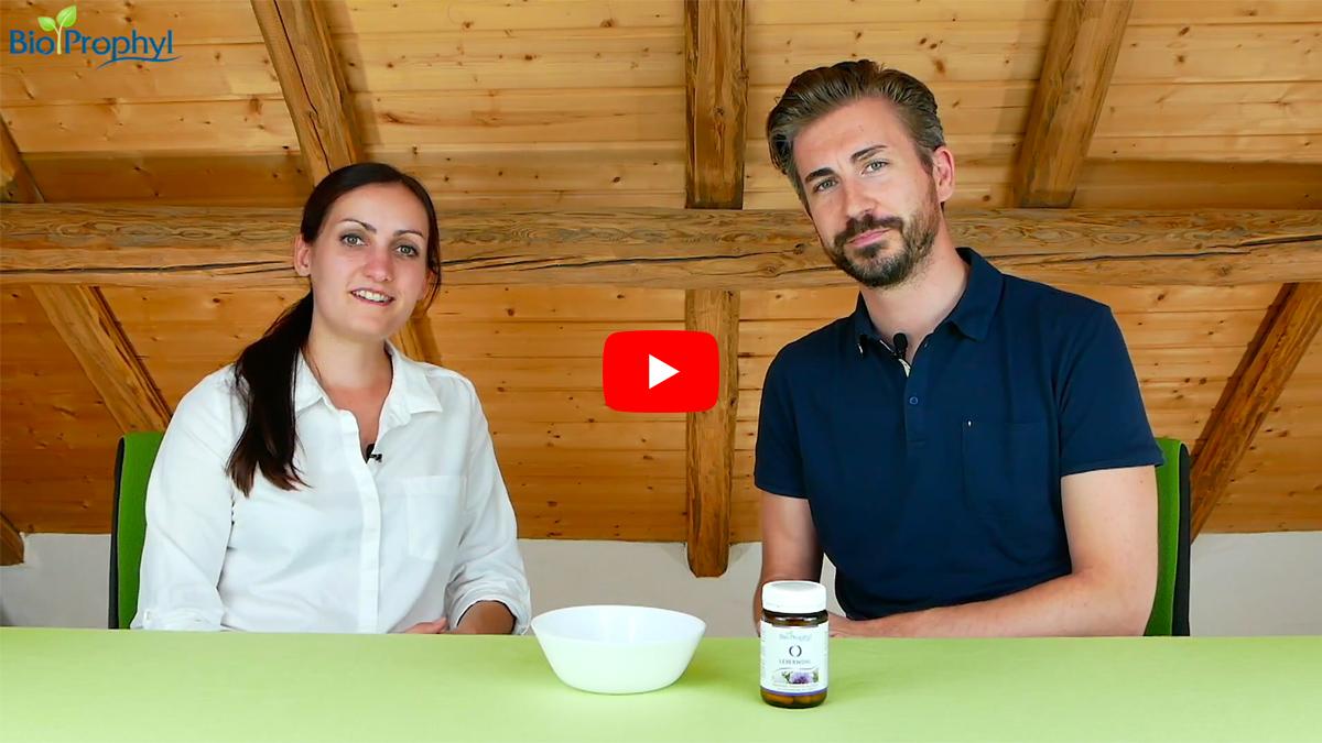 Vorschaubild zum Video Produktvorstellung Leberwohl